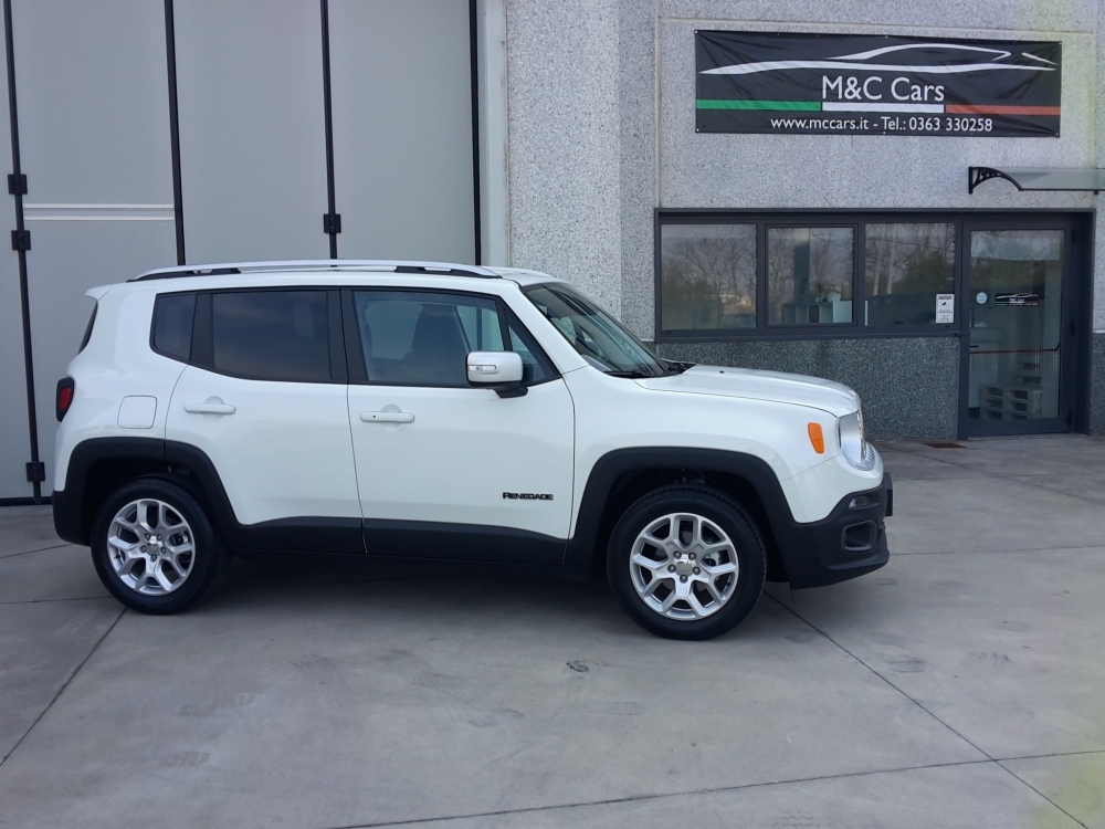 GRUPPO F - JEEP RENEGADE - M&C CARS
