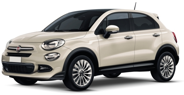 FIAT 500 X 2017 5 PORTE CROSSOVER 1.6 MJT 120CV 4X2 BUSINESS