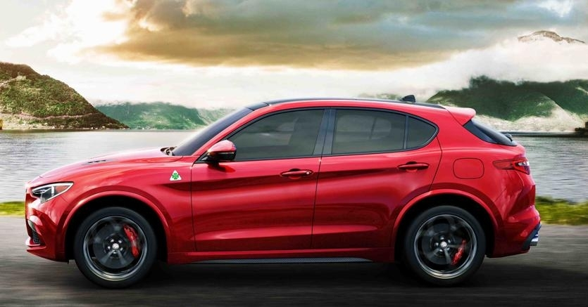 ALFA ROMEO STELVIO / 2017 / 5P / SUV 2.2 Turbo 210cv AT8 -  Q4 Business