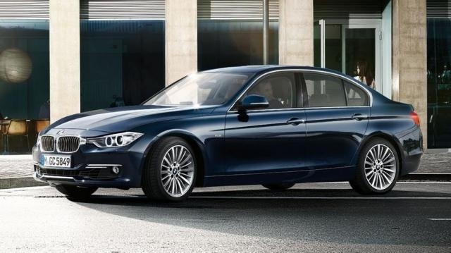 BMW Serie 3 320d Business Advantage 4porte berlina 3v '17
