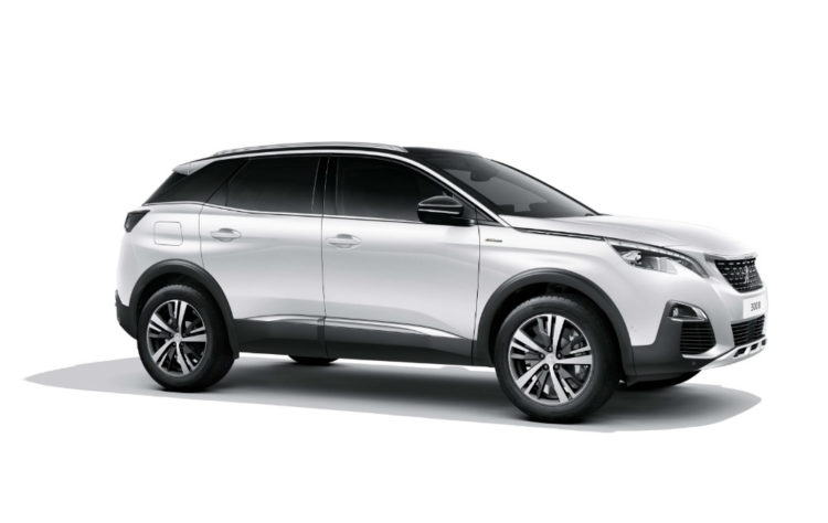PEUGEOT 3008 / 2016 / 5P / SUV BlueHDI 120 S&S Business
