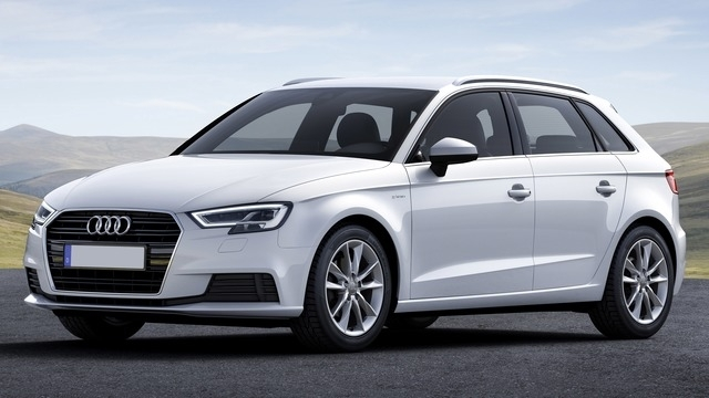 A3 SPORTBACK ADMIRED 30 TDI 85 KW S TRONIC